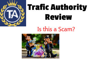 traffic authority review scam