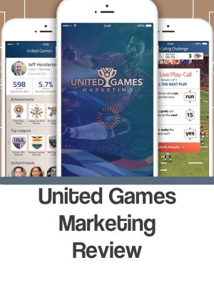 United Games Marketing Review - Rich OBrien Blog